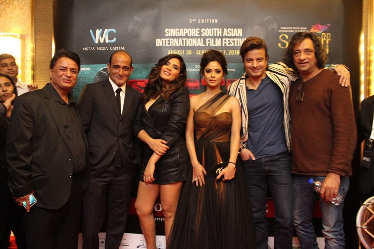 Akshaye Khanna and Richa Chadha starrer Section 375 received a standing ovation in Singapore
